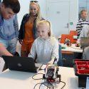 Programmeringskurs av EV3 robot
