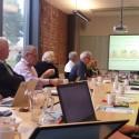 Första projektmötet på Innovatum för Scandinavian Science Cluster